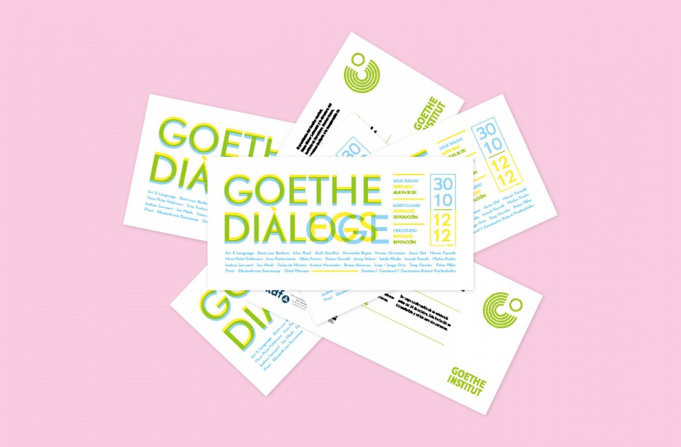 This is PROXI. | Goethe Dialogues