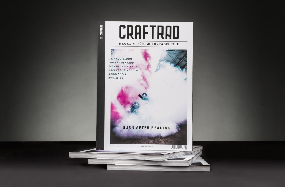 This is PROXI. | Craftrad Vol.1