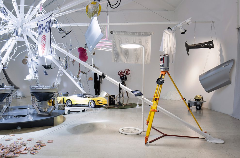This is PROXI. |Austrian Design Explosion