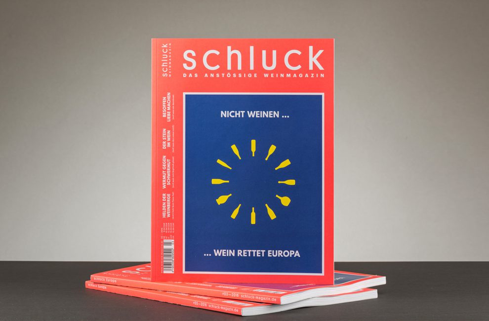 This is PROXI. | Schluck Magazine Vol.3