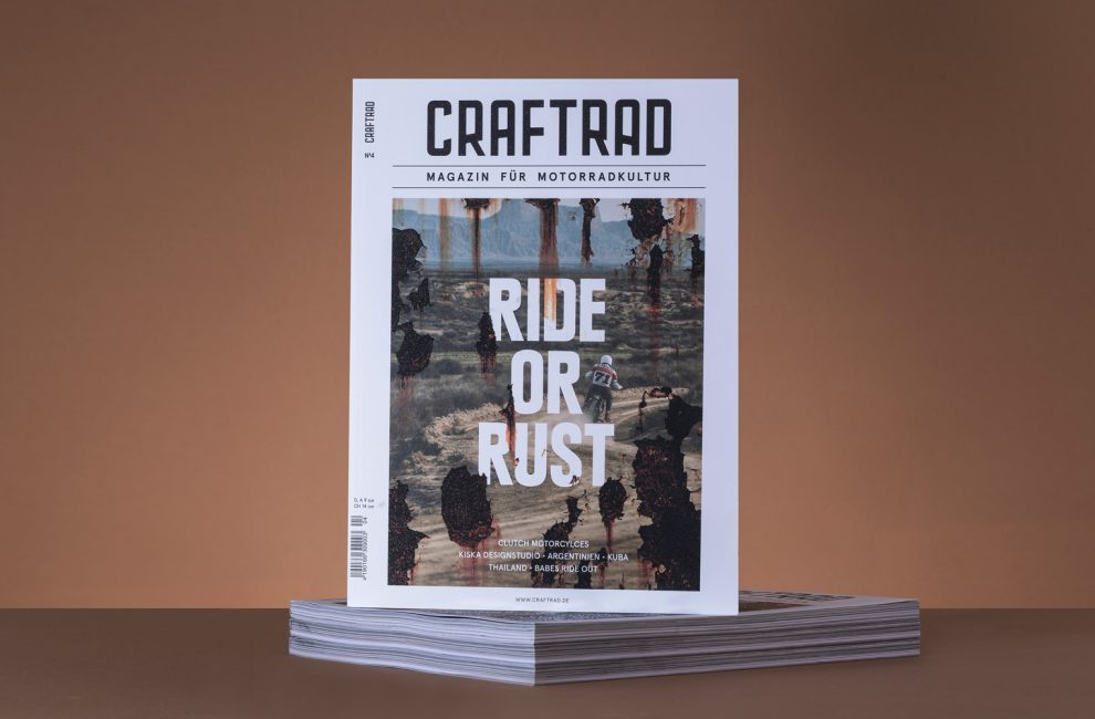 This is PROXI. | Craftrad Vol.4