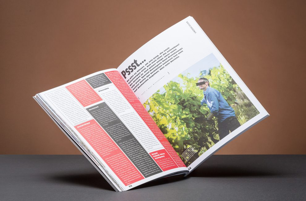 This is PROXI. | Schluck Magazine Vol.4