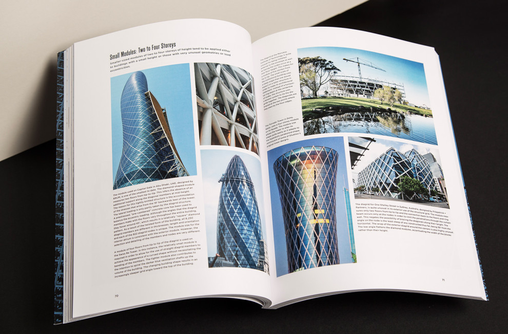 This is PROXI. | Diagrid Structures