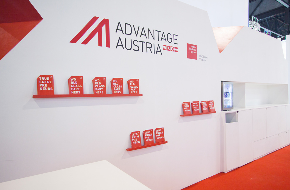 This is PROXI. | Advantage Austria Stand