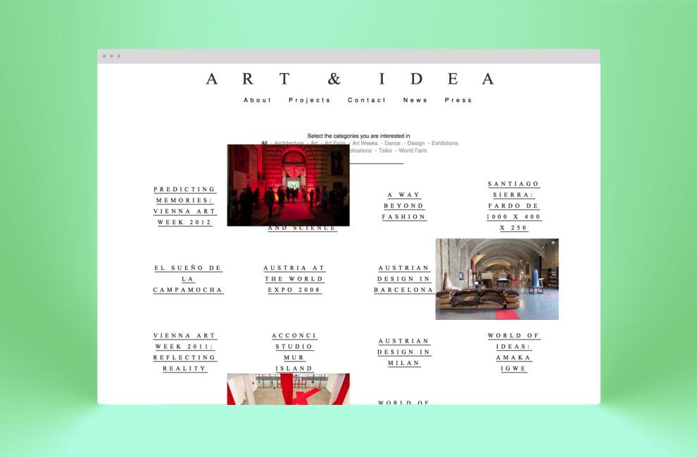 This is PROXI. |Art & Idea
