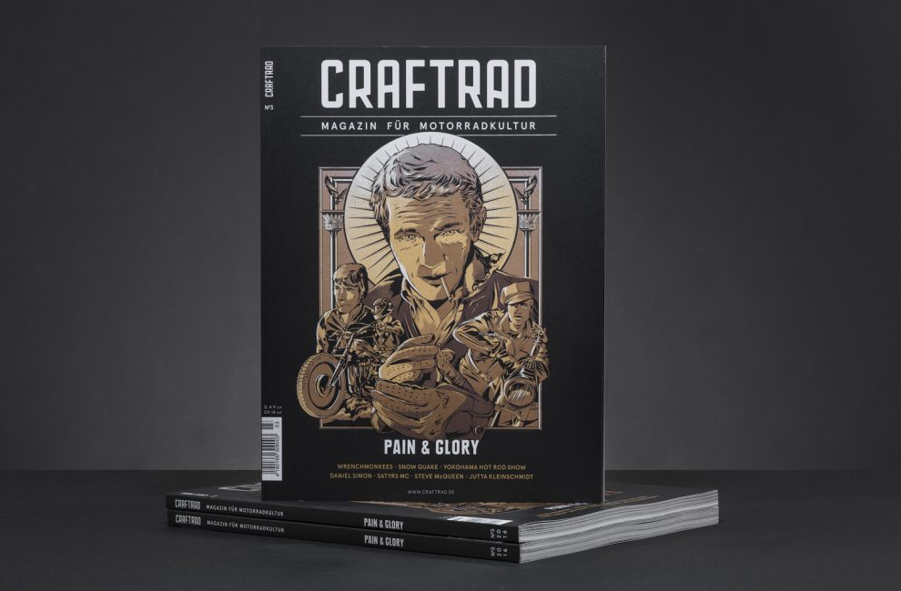 This is PROXI. | Craftrad Vol.3