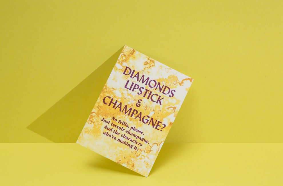 This is PROXI. | Champagne invitation