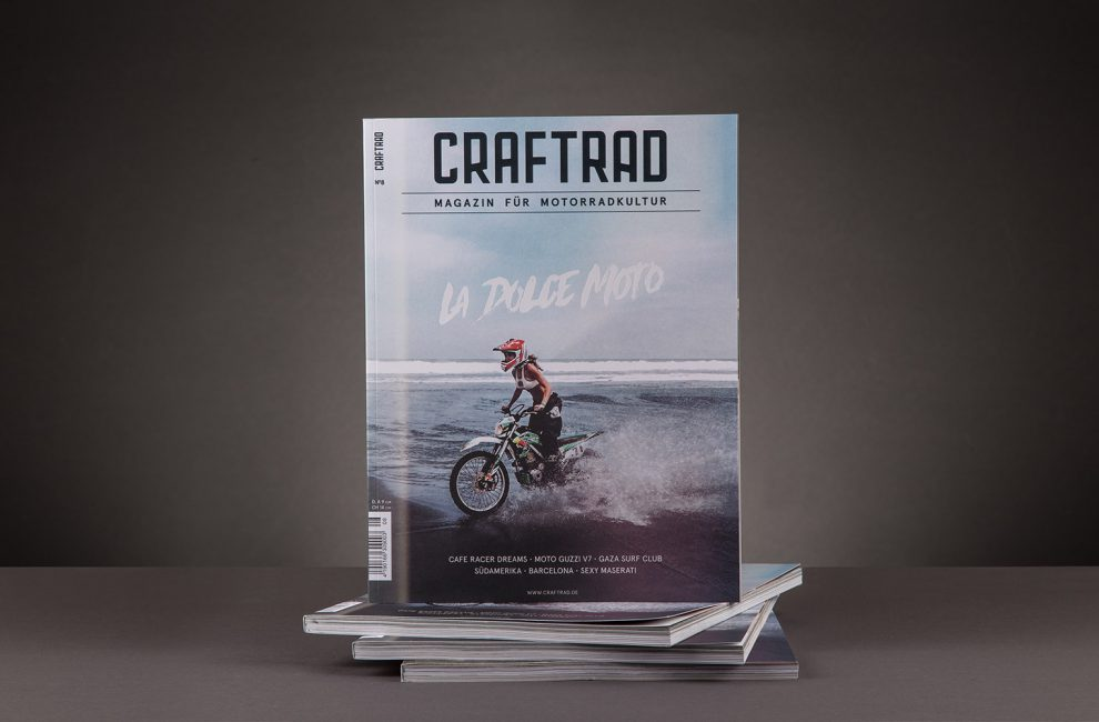 This is PROXI. | Craftrad Vol.8